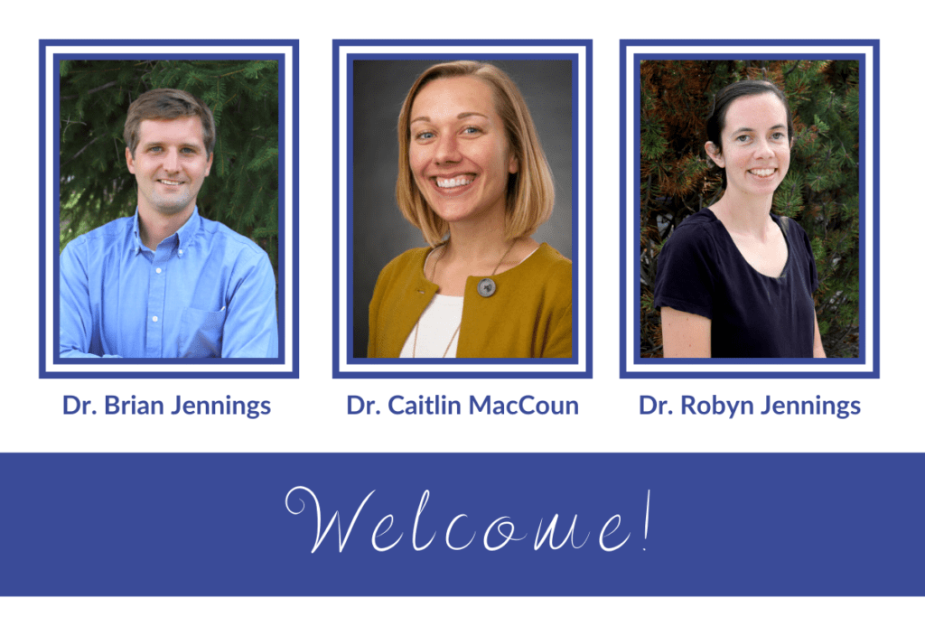 3 New Doctors Join BMHD Team